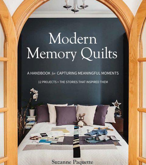 Modern Memory Quilts E-BOOK